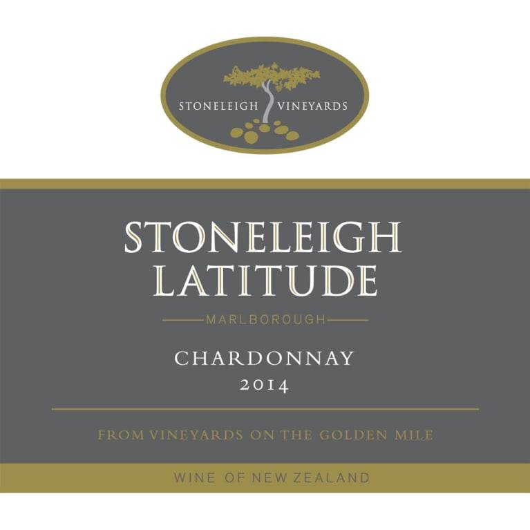 2014 Stoneleigh Latitude Chardonnay (750ml)