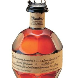 Blantons Single Barrel Bourbon Whiskey (750ml)