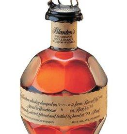 Blantons Single Barrel Bourbon Whiskey (750ml)