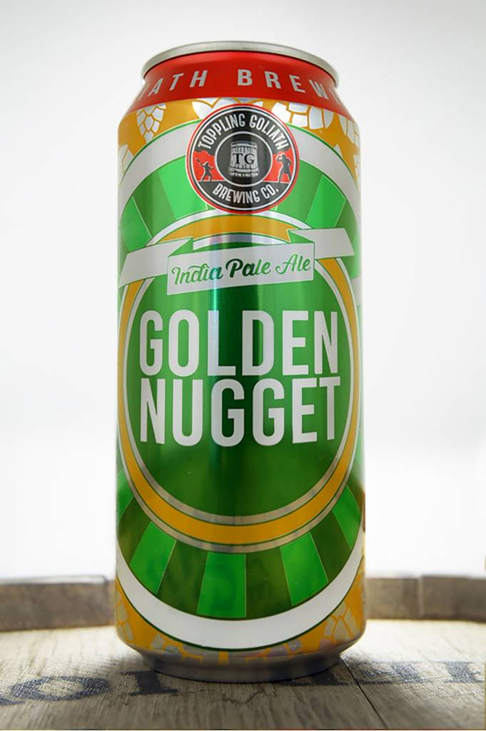 Toppling Goliath Golden Nugget (16oz Single)