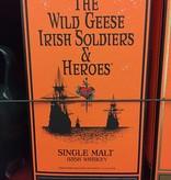 Wild Geese Soldiers & Heroes Single Malt Irish Whiskey (750ml)