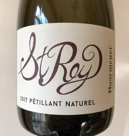 2017 Haarmeyer Wine Cellars Chenin Blanc St. Rey Petillant Naturel (750ml)