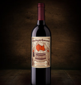 2016 Ammunition Badgerhound Zinfandel (750ml)