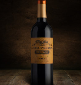 2015 Ammunition The Equalizer Red Blend (750ml)