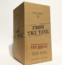 From the Tank Red, 3 liter box
