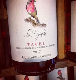 2017 Guillaume Gonnet Tavel Rosé La Nymphe (750ml)