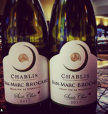 2017 Jean-Marc Brocard Chablis Domaine Sainte Claire (750ml)