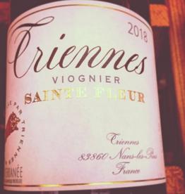 2018 Triennes Sainte Fleur Viognier (750ml)