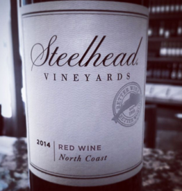 2014 Steelhead Red (750ml)