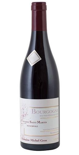 2015 Domaine Michel Gros Bourgogne Hautes-Côtes de Nuits Fontaine St Martin (750ml)