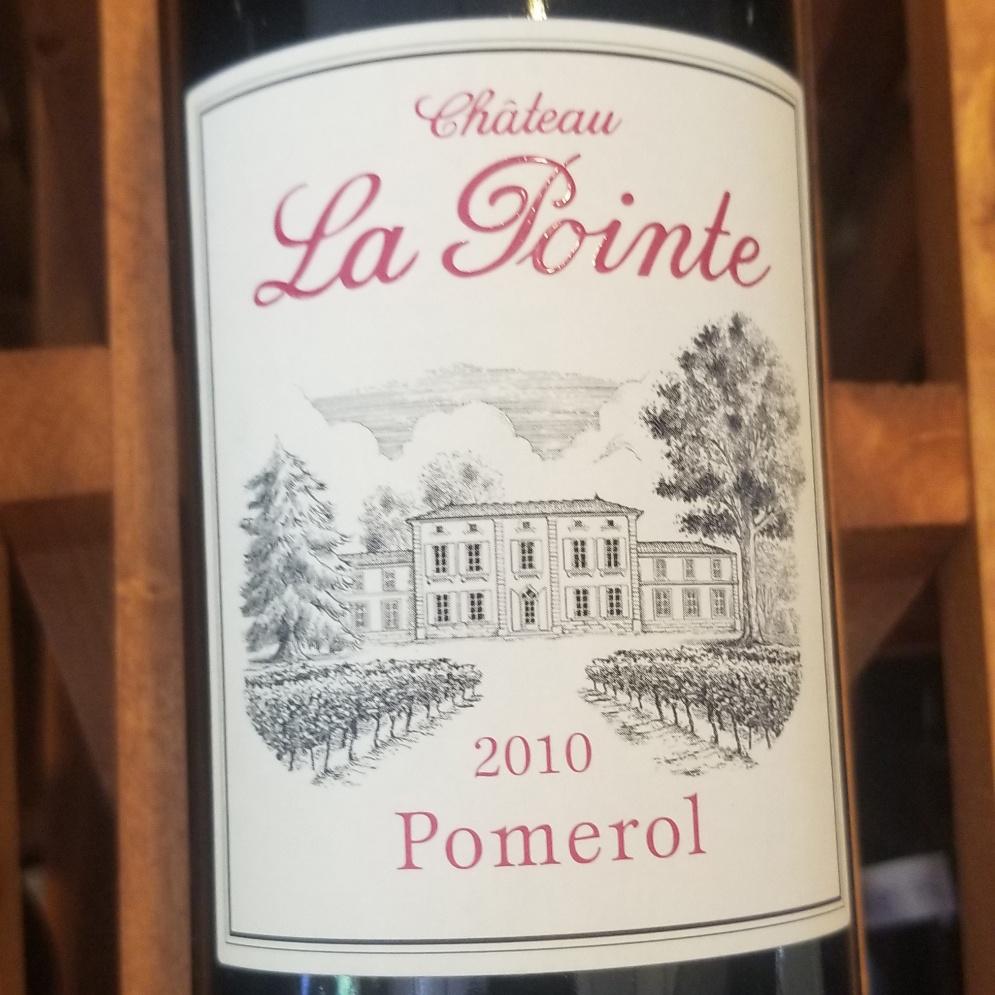 2010 Château La Pointe Pomerol (750ml)