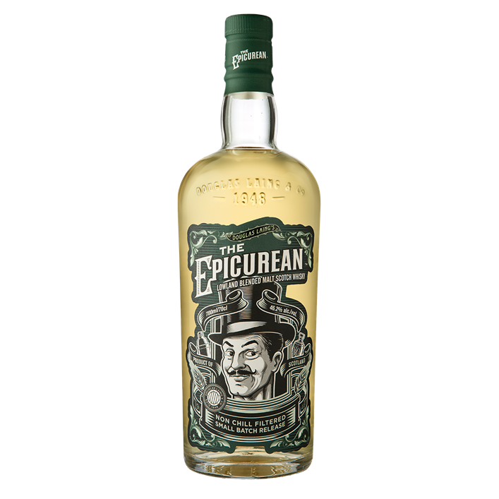 Douglas Laing's The Epicurean Lowland Blended Malt Scotch Whisky (750ml)