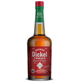 George Dickel Tabasco Barrel Finish Tennessee Whiskey (750ml)