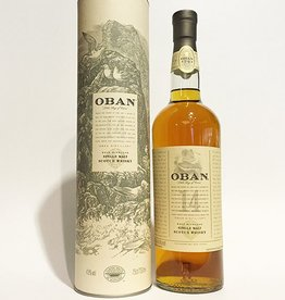 Oban 14 Year Old Single Malt Scotch Whisky (750ml)