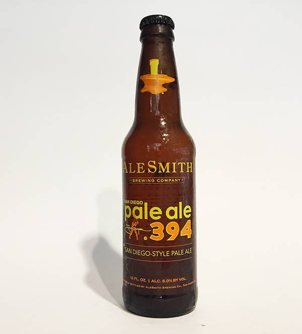 Alesmith Pale Ale .394 (12oz)