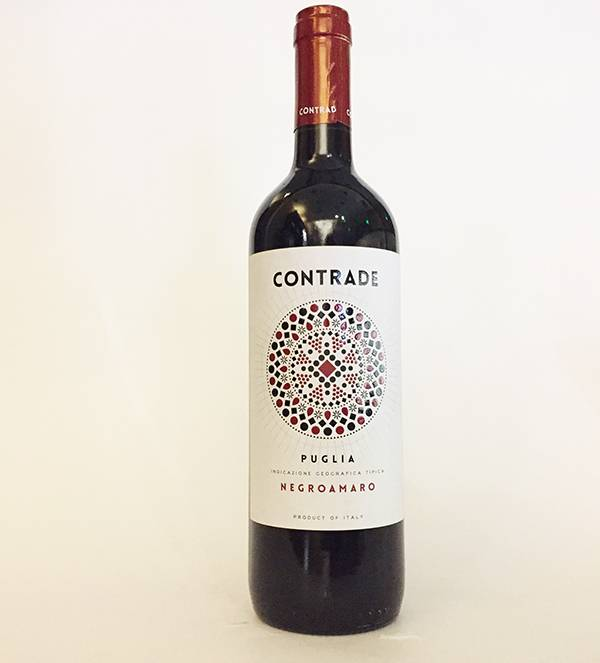 2015 Contrade Negroamaro (750ml)