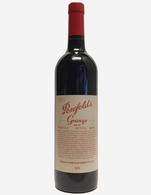 2009 Penfolds Grange (750ml)