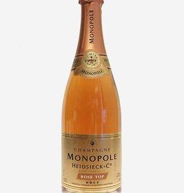 Heidsieck & Co. Monopole Champagne Rosé Brut (750ml)