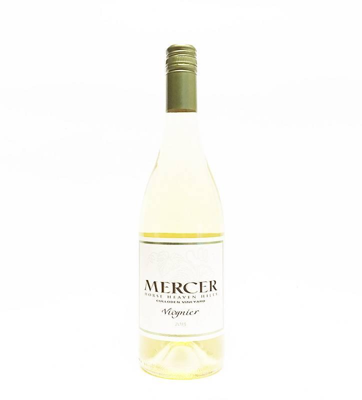 2015 Mercer Viognier (750ml)
