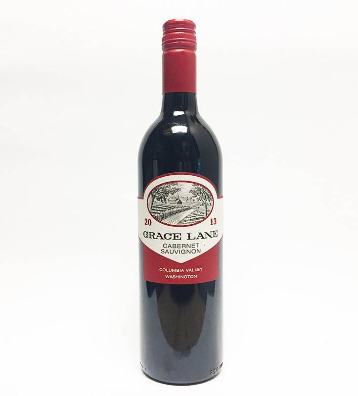 2013 Grace Lane Cabernet Sauvignon (750ml)