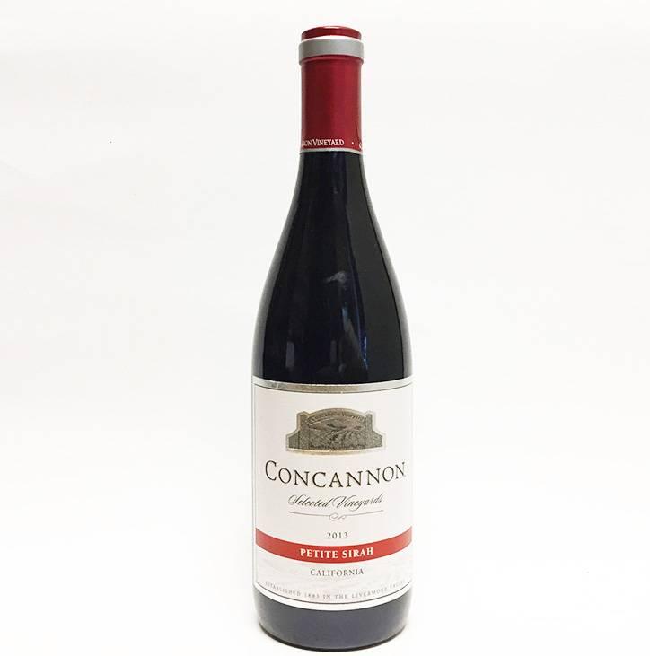 2013 Concannon Vineyard Petite Sirah Selected Vineyards (750ml)
