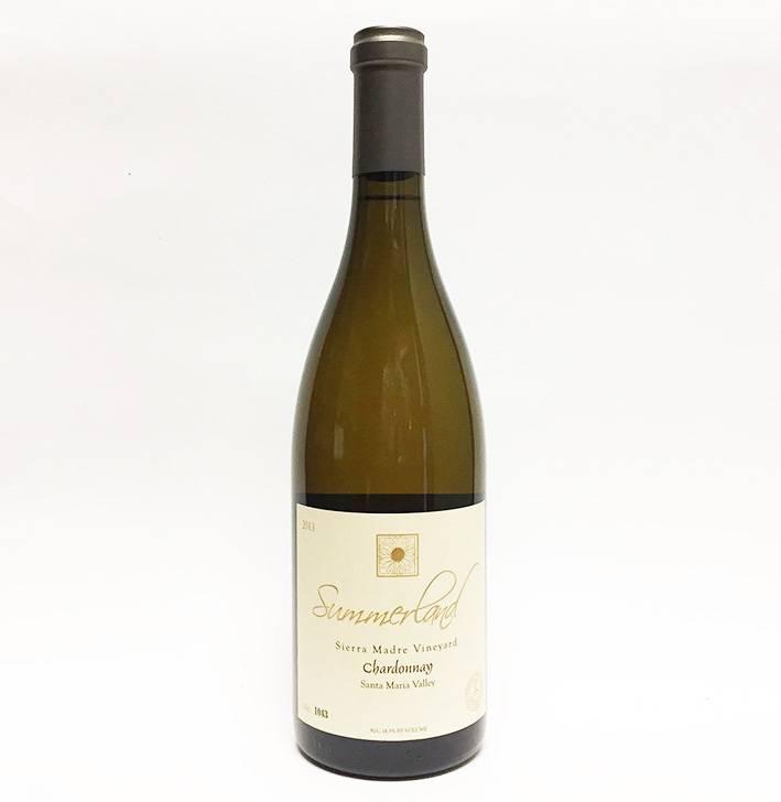 2013 Summerland Sierra Madre Vineyard Chardonnay (750ml)