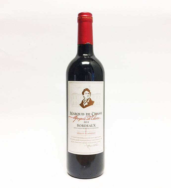 2011 Marquis de Chasse Bordeaux (750ml)