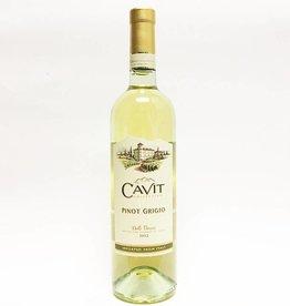 2012 Cavit Pinot Grigio (750ml)