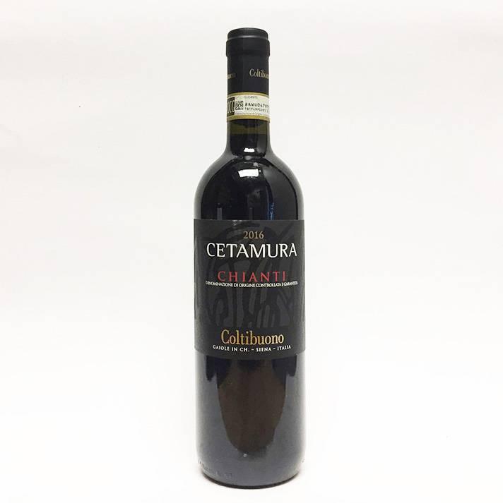 2016 Cetamura Chianti  (750ml)