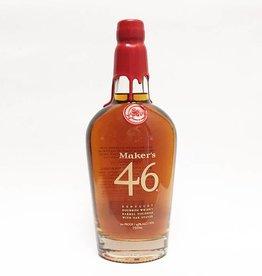 Maker's 46 Straight Kentucky Bourbon (750ml)
