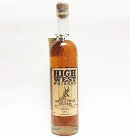 High West American Prairie Whiskey (750ml)