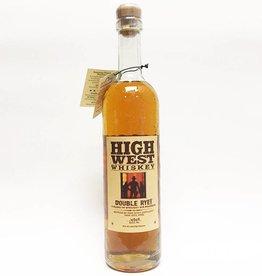 High West Double Rye Whiskey (750ml)
