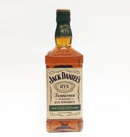Jack Daniel's Rye Whiskey (750ml)