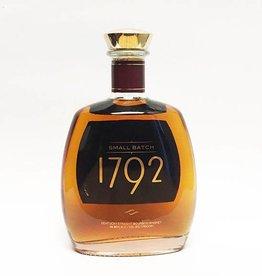 Small Batch 1792 bourbon Whiskey (750ml)