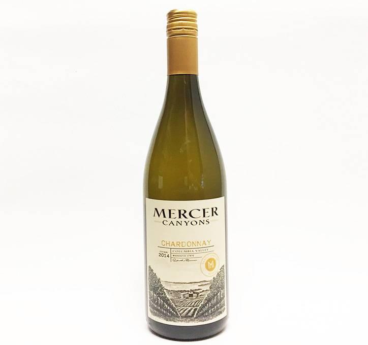 2014 Mercer Canyons Chardonnay (750ml)