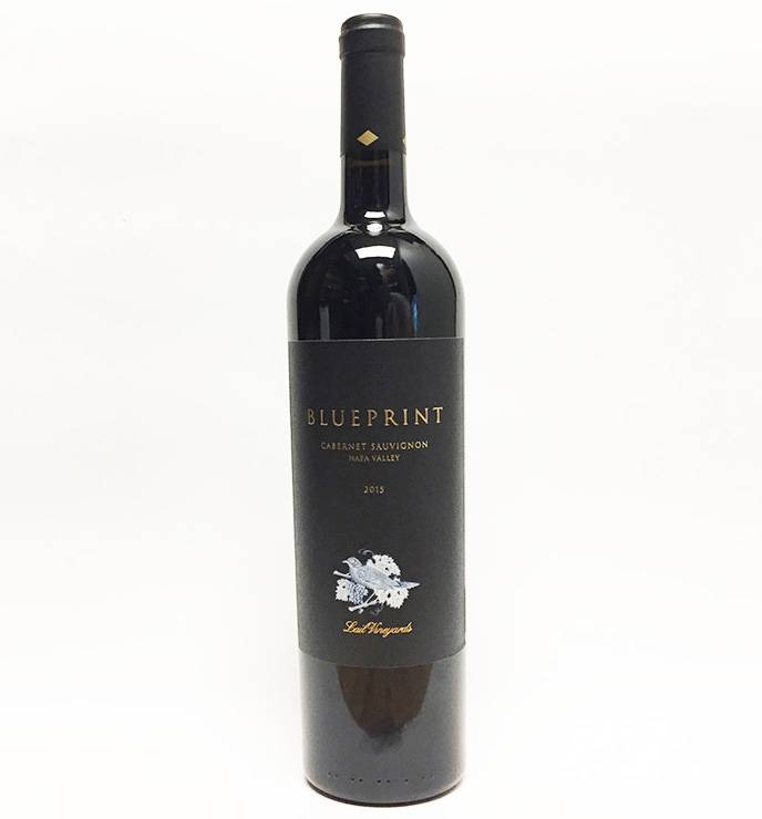 2015 Lail Cabernet Sauvignon 'Blueprint' Napa Valley (750ml)