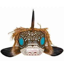 Ratfish mask by Shawn Karpes