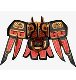 Eagle Tranformation Mask by Rupert Jeffrey (Tsimshian)