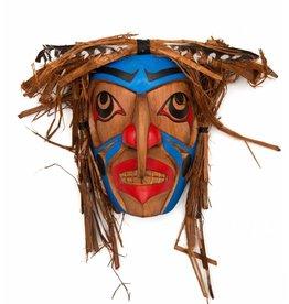 Hawkman Mask by Curtis Joe
