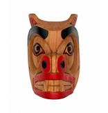 Coast Salish Bear Mask