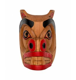 Bear Mask by Curtis Joe