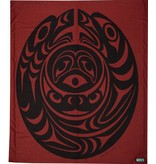 Fleece Salish Serpent Blankets Design by Joel Good (Nanaimo)