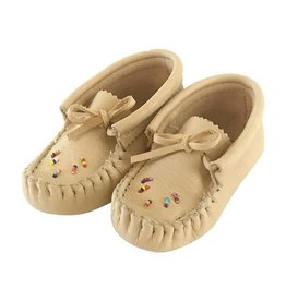 Moosehide Infant Moccasins