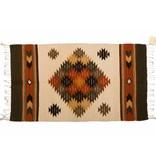 Small Hand Made Rug (Zapotec)