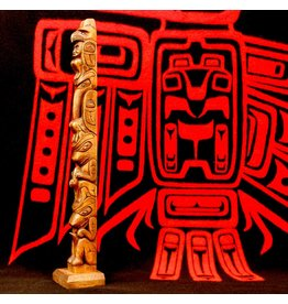 2' Model Totem Pole