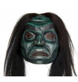 Beau Dick Stlye mask by Alan Hunt