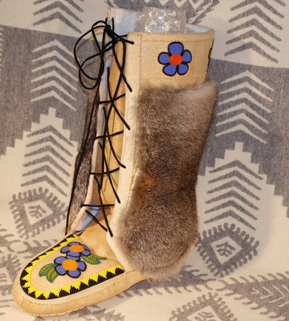 Authentic Hand Made Mukluks