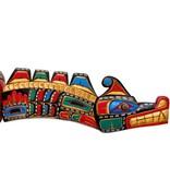 Kwakwaka'wakw Sisiutl Mask (Two-headed sea serpent)
