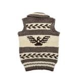 Baby Eagle Child's Cowichan Vest