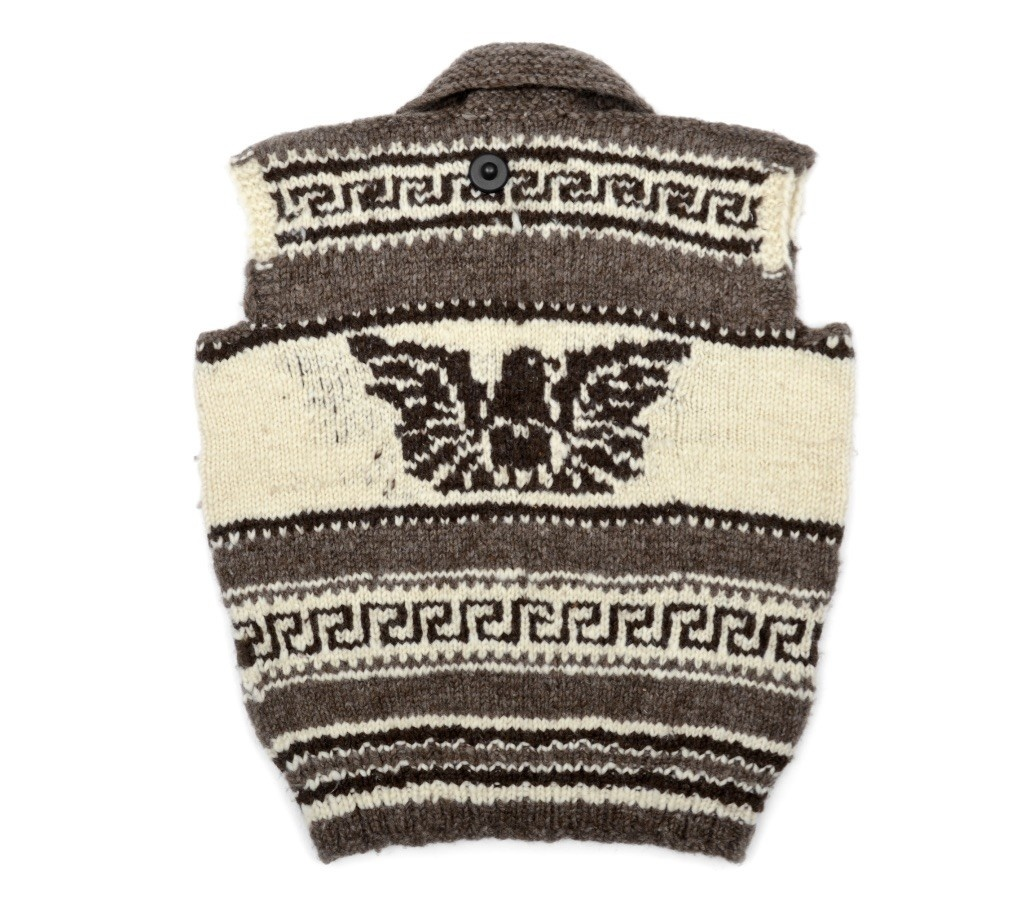 Mens Eagle XXXL+ Pullover Vest